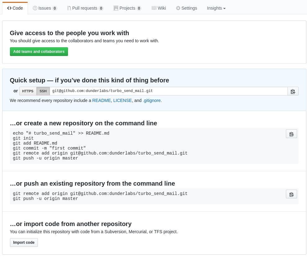 Criando repositório no GitHub