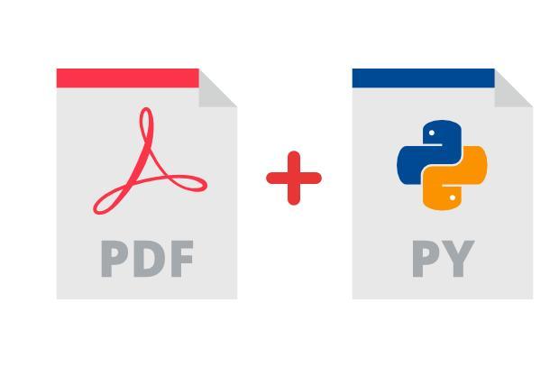 Python + PDF